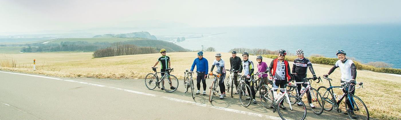 Cycling Club せたなライド