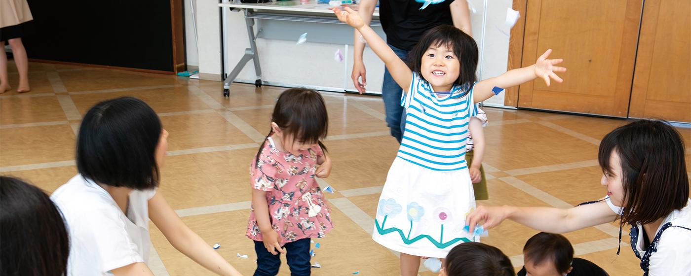 ルンルン♪リトミック〜屯田教室・北18条教室