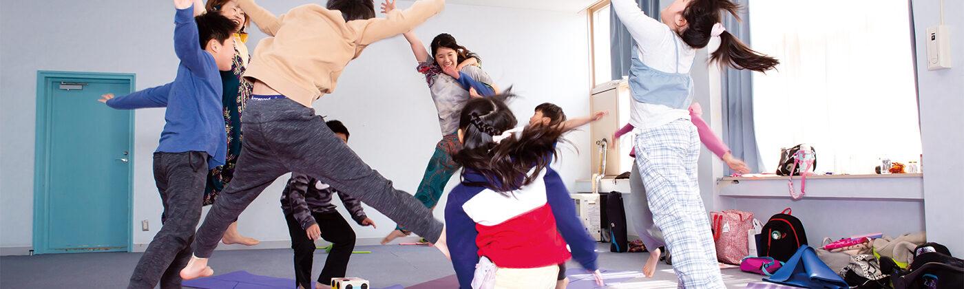 SKIP 〜SAPPORO KIDS YOGA PROJECT〜